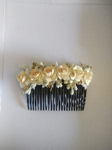 Fancy Hair Comb Clips