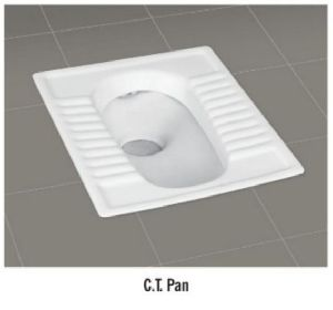 CT Squat Pan