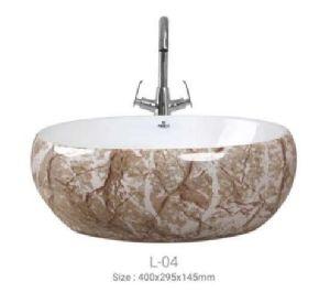 L-04 Designer Table Top Wash Basin