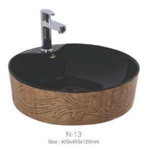 N-13 Designer Table Top Wash Basin