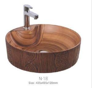 N-18 Designer Table Top Wash Basin