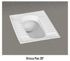 White Orissa Pan