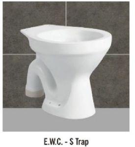 S Trap EWC Water Closet