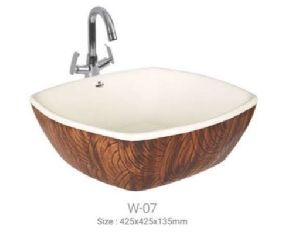 W-07 Designer Table Top Wash Basin