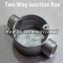 Two Way Junction Box