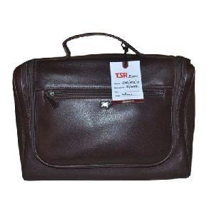 Leather Office Handbag
