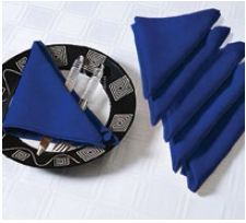 Cotton Napkins Without Holders