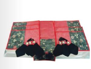 DS 014 Dining Table Linen Set