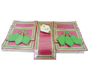 DS 026 Dining Table Linen Set