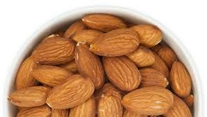 Raw Almond Nuts