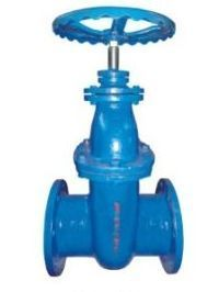 Glandless Sluice Valve