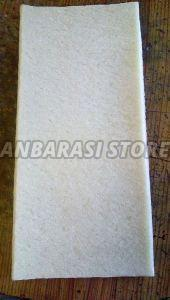 Cream Pale Crepe Rubber