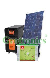 Havells 10KVA Off grid Solar Power Plant