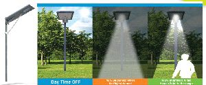 LED Integrated Solar Street Lights
