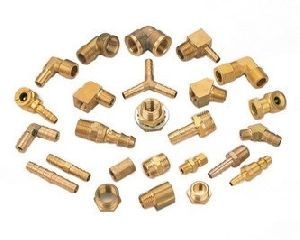 Brass Hydraulic Fittings