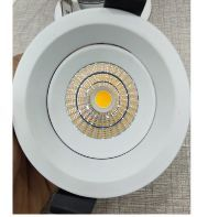 15W Eris Deep Fixed COB LED Light