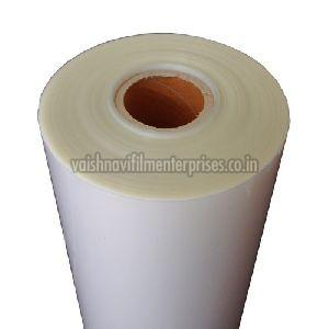 White Polyester Film