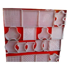 Plastic Paver Block Moulds