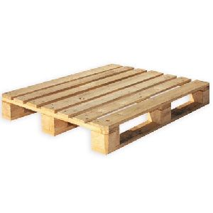 Silver Wood Pallet