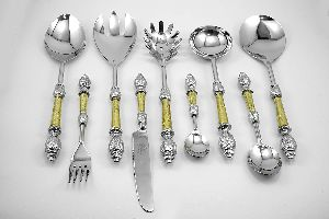 9 Piece Cutlery Set