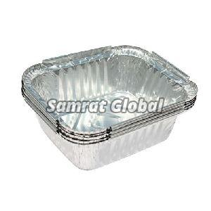 250ml Aluminum Foil Food Container