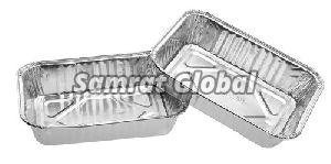600ml Aluminum Foil Food Container