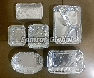 750ml Aluminum Foil Food Container