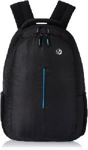 HP Black Backpack Bag