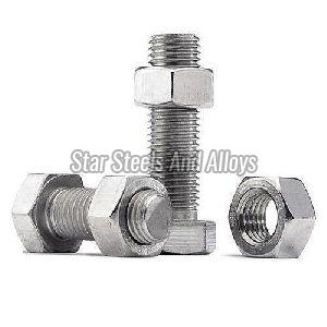 Hastelloy Nut Bolts