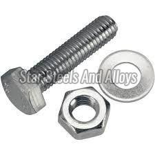 Inconel Nut Bolts