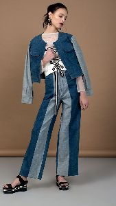 Denim Jacket and Pant