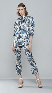 Floral Shirt and Pant