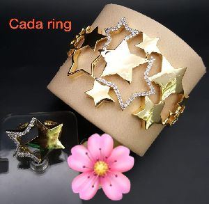 AD Kada Ring Set