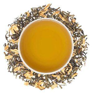 Jasmine Flower Green Tea