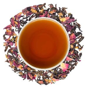 Rose Cinnamon Black Tea