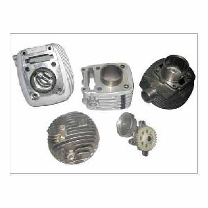 Bajaj Auto Rickshaw Cylinder Block Piston Kit