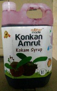 Konkan Amrut Kokam Syrup