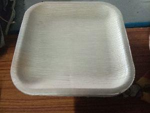 8 Inch Areca Leaf Square Plate
