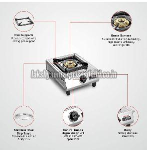 SBQ85BB Gas Stove