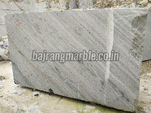 Brownish White Marble Blocks