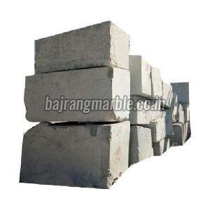 Greyish White Marble Blocks