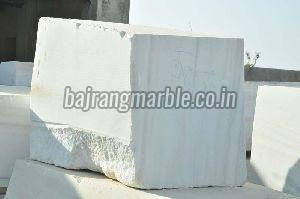 Makrana White Marble Blocks
