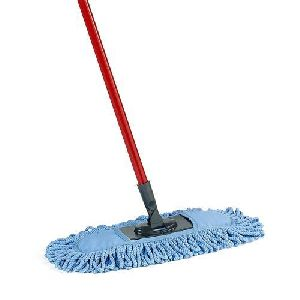 Synthetic Cloth Mop with Iron Rod