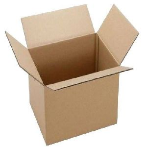 3 Ply Brown Corrugated Box