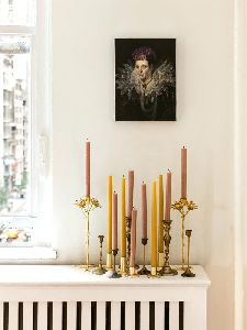 Decorative Taper Candles