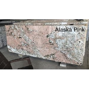 Alaska Pink Granite Slab