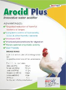 Arocid Plus Animal Feed Supplement