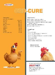 CDR Cure Animal Feed Supplement