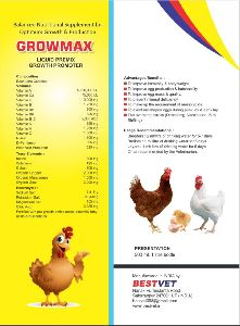 Growmax Animal Feed Supplement