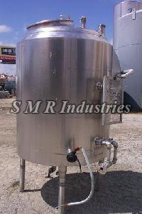 SS Oil Tank